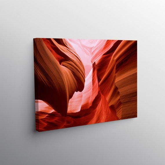 Obraz na stenu červený Kaňon