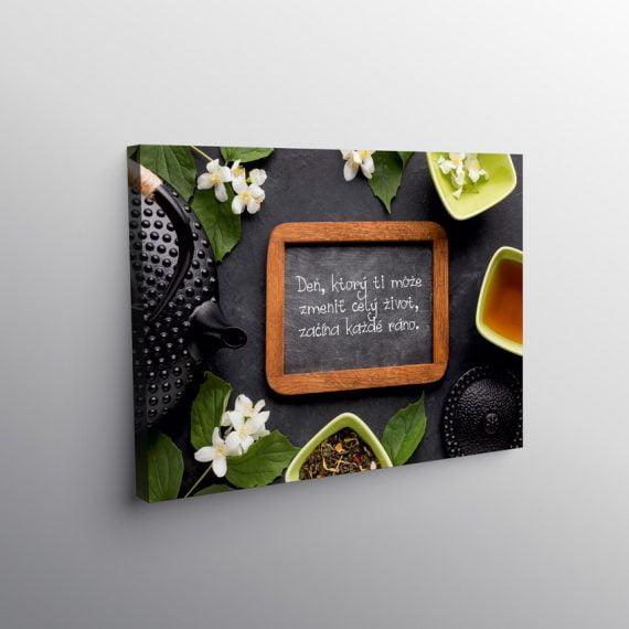 Moderný motivačný obraz do kuchyne
